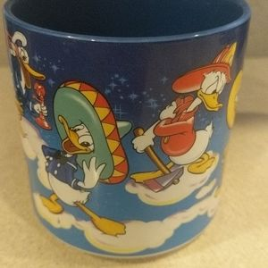 Collectors Donald Duck mug from Japan